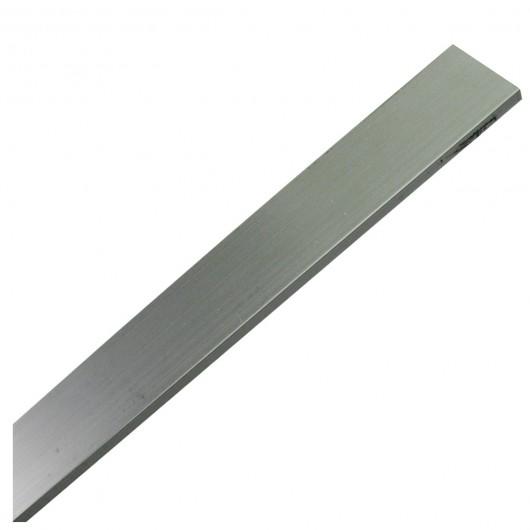 """1/8"""" x 3/4"""" x 4' Aluminum Flats"""