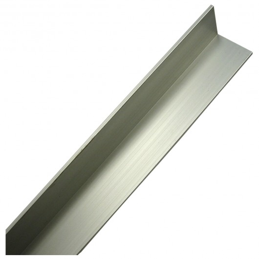 "1/16"" x 1-1/4"" x 4' Aluminum Angles"