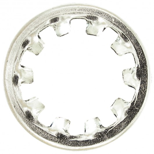 """5/16"""" 410 Stainless Steel Internal Tooth Lock Washers"""