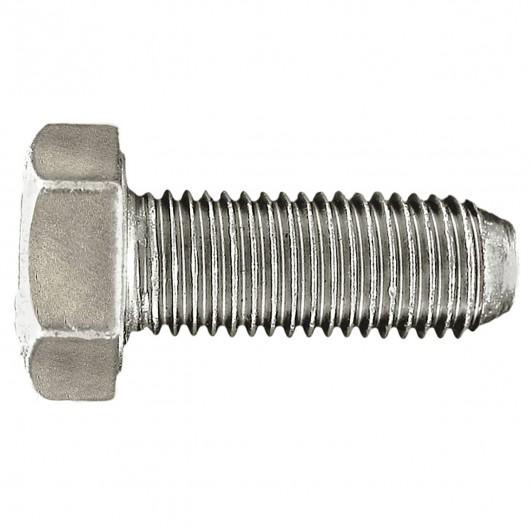 "3/8""-16 x 2"" 18.8 Stainless Steel Hex Bolt Full Thread - UNC"