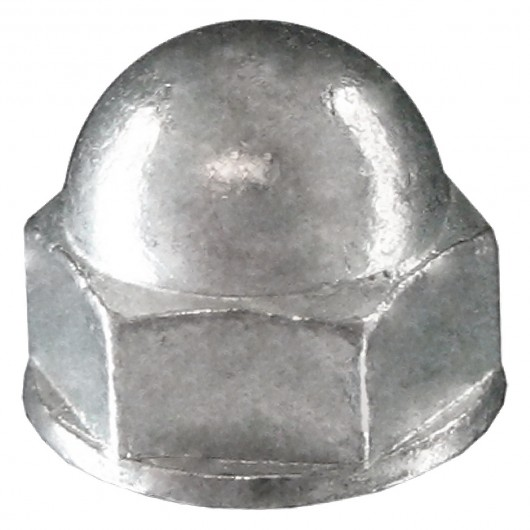 8-32 18.8 Stainless Steel Acorn Nut